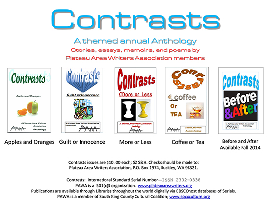 Contrasts Flyer